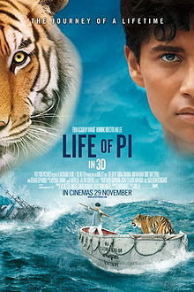 Life of Pi 2012 Poster