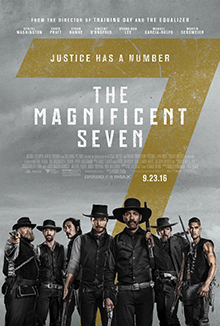 Cinescoop The Magnificent Seven