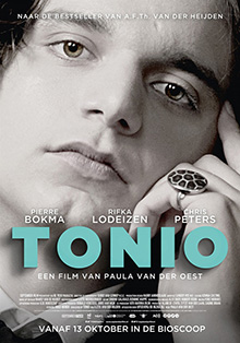 Cinescoop tonio poster
