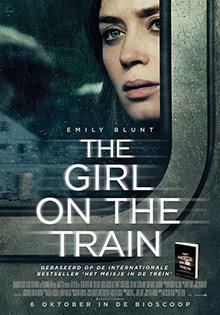cinescoop Girl on the Train filmposter