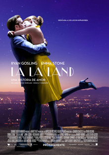 cinescoop lalaland poster