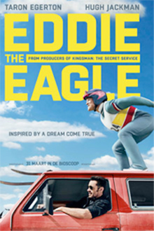eddie the eagle Cinescoop