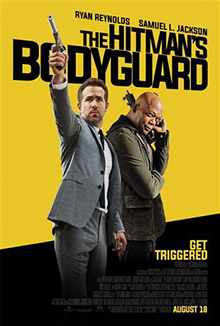 Cinescoop The Hitmans Bodyguard movieposter